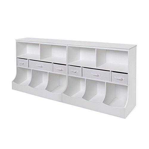 Badger-Basket-Combo-Bin-Storage-Unit-with-Three-Baskets-0-0