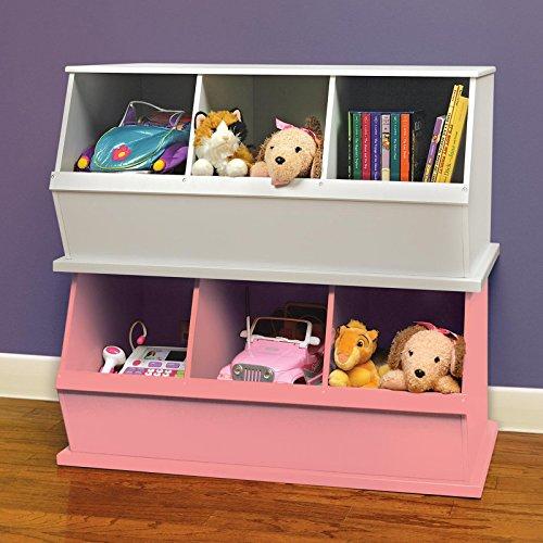 Badger-Basket-Three-Bin-Storage-Cubby-0-0