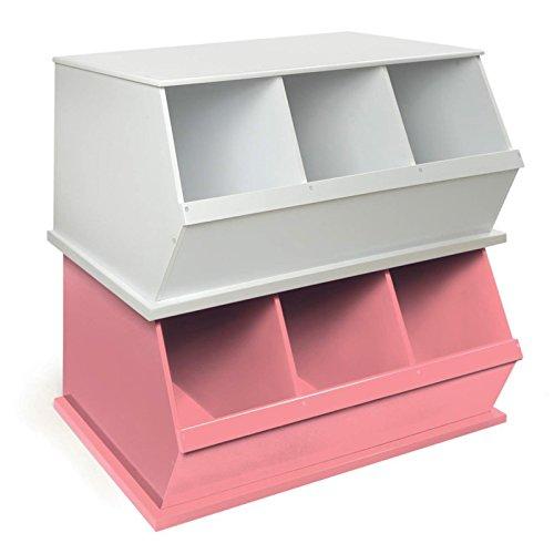Badger-Basket-Three-Bin-Storage-Cubby-0-1