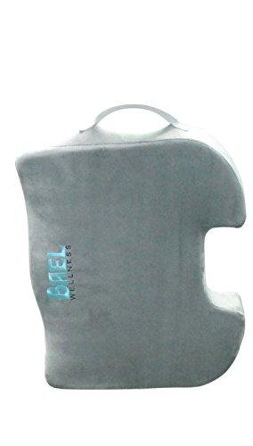 Bael-Wellness-Seat-Cushion-for-Sciatica-Coccyx-Orthopedic-Tailbone-and-Backpain-0-1