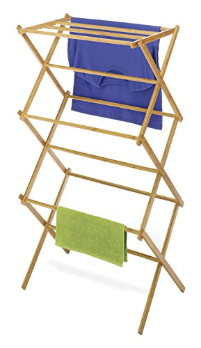 Bamboo-Laundry-Rack-and-Ironing-Board-0