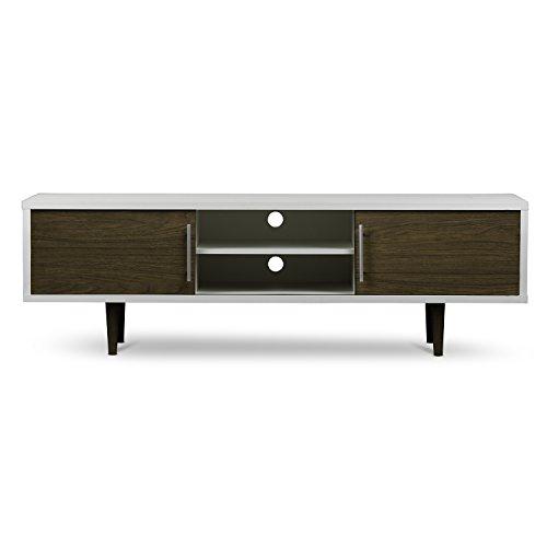 Baxton-Studio-Gemini-Wood-Contemporary-TV-Stand-White-0-0