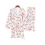 Beautiful-Womens-Pajamas-Suit-Pajamas-Pure-Cotton-Pajamas-Kimono-Pajamas-0