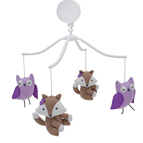 Bedtime-Originals-Lavender-Woods-Musical-Mobile-0