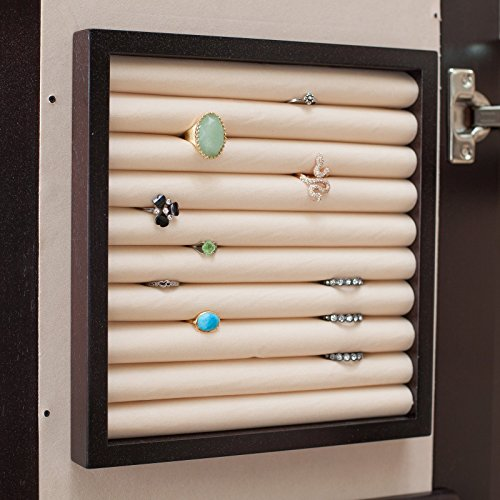 Belham-Living-Lighted-Wall-Mount-Locking-Jewelry-Armoire-Espresso-145W-x-50H-in-0-0