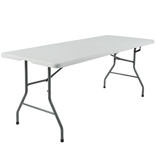Best-Choice-Products-3pc-Portable-6-Folding-Table-and-Bench-Set-Combo-Resin-0-0