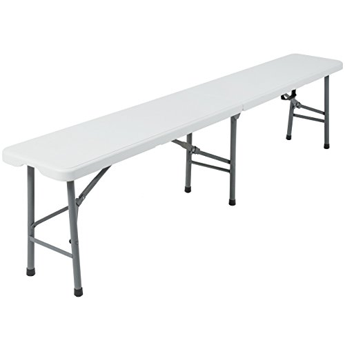 Best-Choice-Products-3pc-Portable-6-Folding-Table-and-Bench-Set-Combo-Resin-0-1