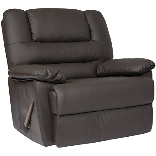 Best-Choice-Products-Deluxe-Padded-PU-Leather-Recliner-Chair-0
