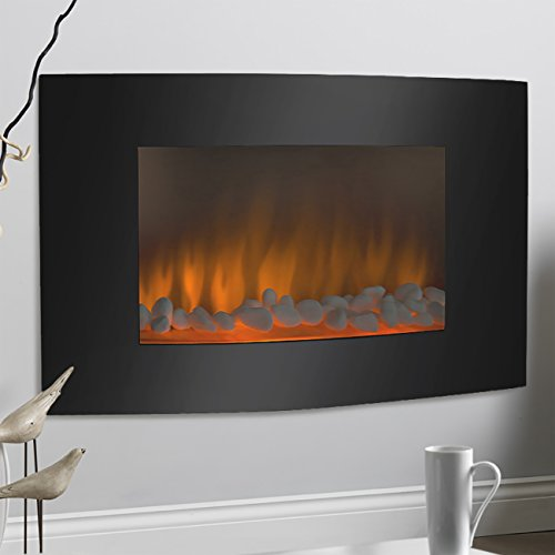 Best-Choice-Products-Large-1500W-Heat-Adjustable-Electric-Wall-Mount-Free-Standing-Fireplace-Heater-with-Glass-XL-0-0