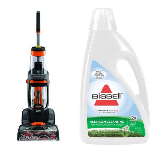Bissell-1548-ProHeat-2X-Revolution-Pet-Full-Size-Carpet-Cleaner-0