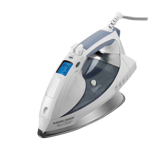 Black-Decker-D6000-All-Temp-Steam-Iron-with-Stainless-Steel-Soleplate-WhiteGrey-0