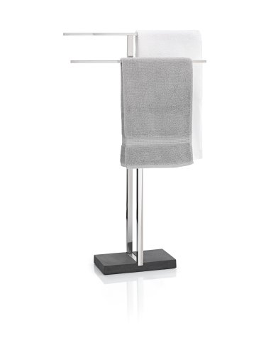 Blomus-Floor-Standing-Towel-Rack-Stand-Polished-Stainless-Steel-0