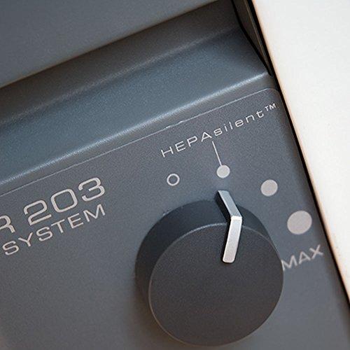 Blueair-203-Air-Purifier-with-Hepasilent-Filter-Purification-System-Complete-Set-w-Bonus-Premium-Microfiber-Cleaner-Bundle-0-1