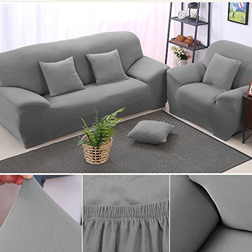 Bluecookies-Stretch-Sofa-Slipcover-Easy-Fit-Elastic-Fabric-Sofa-Couch-Cover-Protector-0