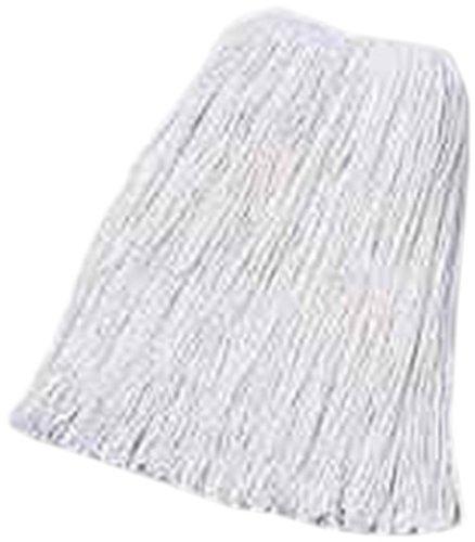 Boardwalk-CM02024S-Mop-Head-Cotton-Cut-End-White-4-Ply-24-Band-Case-of-12-0-0