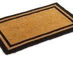 Border-Coco-Coir-Doormat-Heavy-Duty-Doormats-Black-24-x-48-0