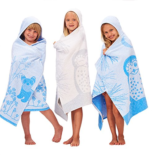 Breganwood-Organics-Kids-Hooded-Towel-0-0