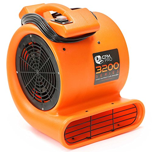 CFM-PRO-Air-Mover-Carpet-Dryer-Blower-Fan-3200-Series-0