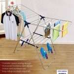 CRESNEL-Heavy-Duty-Stainless-Steel-Clothes-Drying-Rack-Rust-proof-Guarantee-Premium-Quality-0