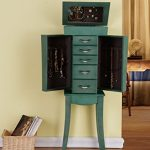 CTE-JEWELRY-ARMOIRE-5-Drawer-Armoire-Sea-Green-0-0