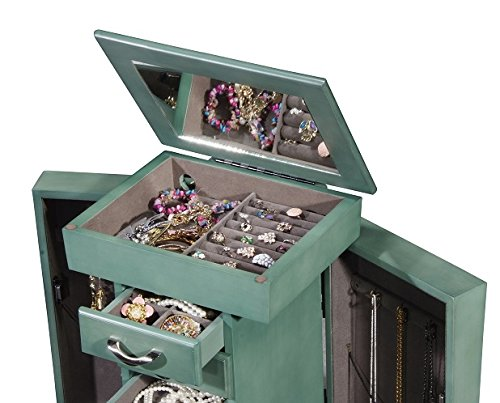 CTE-JEWELRY-ARMOIRE-5-Drawer-Armoire-Sea-Green-0-1