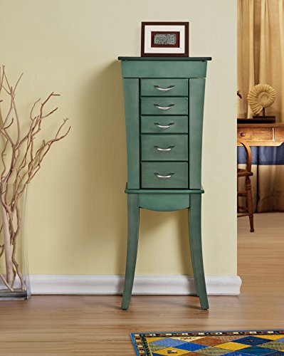 CTE-JEWELRY-ARMOIRE-5-Drawer-Armoire-Sea-Green-0