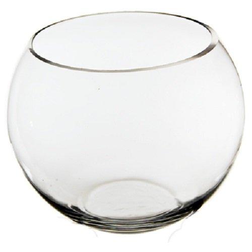 CYS-Glass-Bubble-Bowl-Fish-Bowl-Hand-Blown-Glass-Body-D-6-0