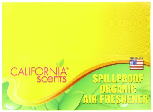 California-Scents-Spillproof-Organic-Air-Freshener-12-Unit-Counter-DisplayAssorted-15-Ounce-Canister-Pack-of-12-0-0