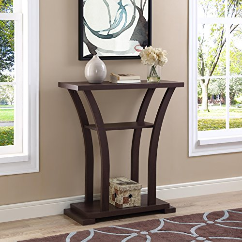 Cappuccino-Finish-Hall-Console-Sofa-Entryway-Accent-Table-with-Curved-Legs-0