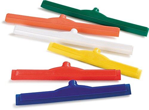 Carlisle-4156714-Spectrum-Plastic-Double-Foam-Rubber-Hygienic-Floor-Squeegee-18-Width-Blue-Case-of-6-0-1