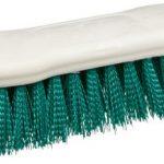 Carlisle-4549409-Spectrum-Pointed-End-Scrub-Brush-Plastic-Block-1-38-Long-Green-Polyester-Bristles-8-L-x-1-12-W-Case-of-12-0-0
