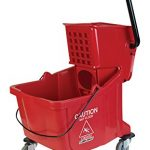 Carlisle-Mop-Bucket-with-Side-Press-Wringer-26-Quart-65-Gallon-0-1