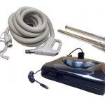 Central-Vacuum-30ft-2-way-hose-Blackhawk-electric-powerhead-kit-Nutone-Beam-Eureka-0