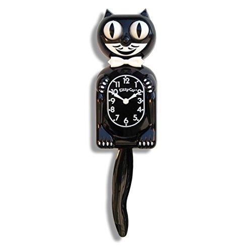 Classic-Black-Kitty-Cat-Made-by-Kit-Cat-Klock-0