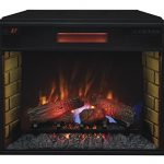 ClassicFlame-28II300GRA-28-Infrared-Quartz-Fireplace-Insert-with-Safer-Plug-0-1