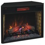 ClassicFlame-28II300GRA-28-Infrared-Quartz-Fireplace-Insert-with-Safer-Plug-0