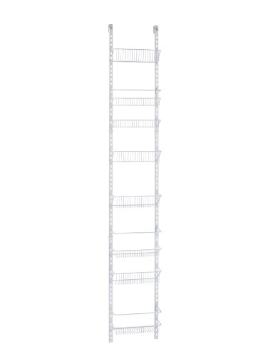 ClosetMaid-Adjustable-8-Tier-Wall-and-Door-Rack-0