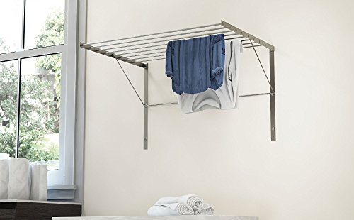 Clothes-Drying-Rack-Stainless-Steel-Wall-Mounted-Folding-Adjustable-Collapsible-65-Yards-Drying-Capacity-0-1