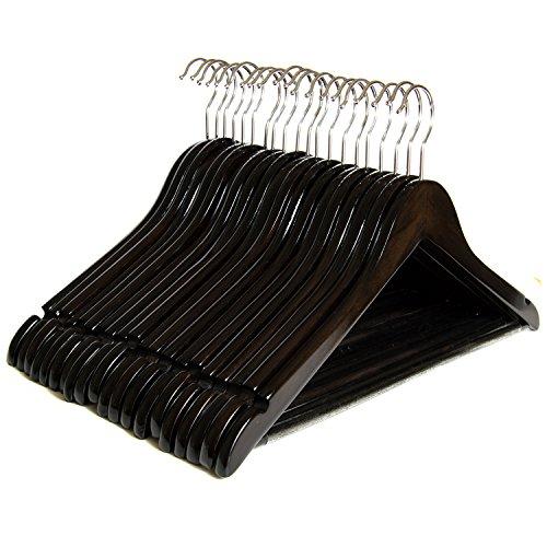 Clutter-Mate-Wood-Clothes-Hangers-Wooden-Coat-Hanger-20-Pack-0