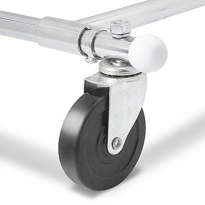 CollapsibleFolding-Rolling-Clothing-Garment-Rack-Salesmans-Rack-0-0