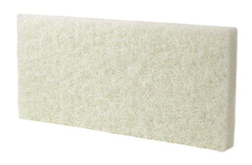 Commercial-Light-Duty-Scrub-Pad-4625-x-10-White-Box-of-20-0