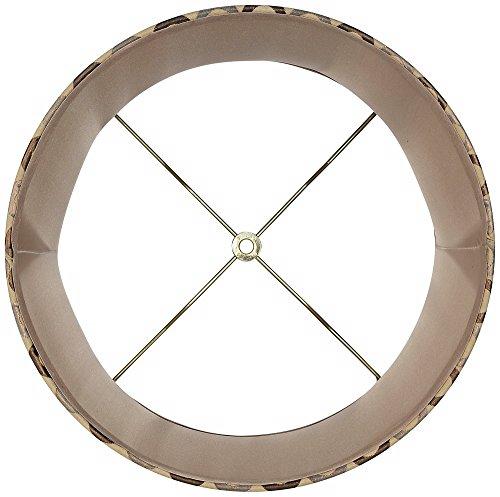 Copper-Circles-Drum-Lamp-Shade-13x14x11-Spider-0-1