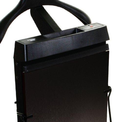 Corby-3300-of-Windsor-Pants-Press-in-Black-Ash-Complete-Set-w-Bonus-Premium-Microfiber-Cleaner-Bundle-0-0