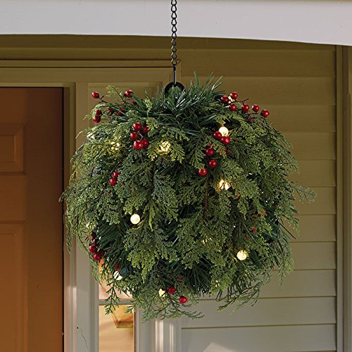 Cordless-Pre-Lit-Cedar-and-Berry-Kissing-Ball-with-Hanging-Chain-0