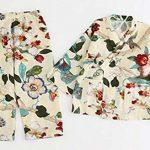 Cotton-and-Linen-Bathrobe-Girl-Pajamas-Children-Kimono-Khan-Steamed-Clothes-0-0