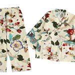 Cotton-and-Linen-Bathrobe-Girl-Pajamas-Children-Kimono-Khan-Steamed-Clothes-0