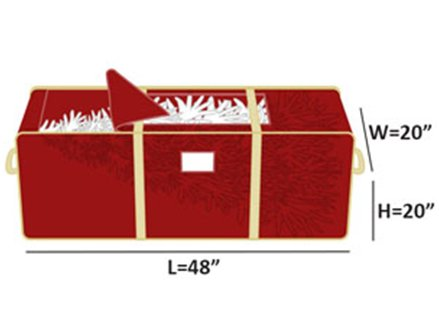 CoverMates-48-Holiday-Christmas-Tree-Storage-Bag-Fits-up-to-75-foot-Artificial-Tree-Elite-Plus-Collection-3-YR-Warranty-Year-Around-Protection-0-0
