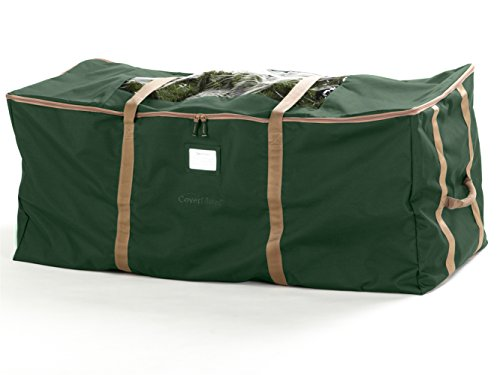 CoverMates-60-Holiday-Christmas-Tree-Storage-Bag-Fits-up-to-11-foot-Artificial-Tree-Elite-Plus-Collection-3-YR-Warranty-Year-Around-Protection-0-2