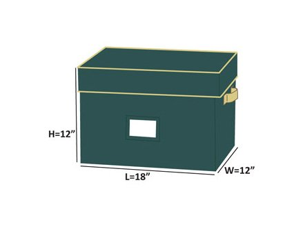 CoverMates-Adjustable-Ornament-Storage-Box-0-0