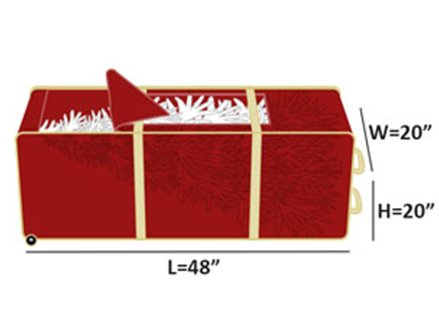 CoverMates-Holiday-48-Rolling-Holiday-Christmas-Tree-Storage-Bag-Fits-up-to-75-foot-Artificial-Tree-Elite-Plus-Collection-3-YR-Warranty-Year-Around-Protection-0-0
